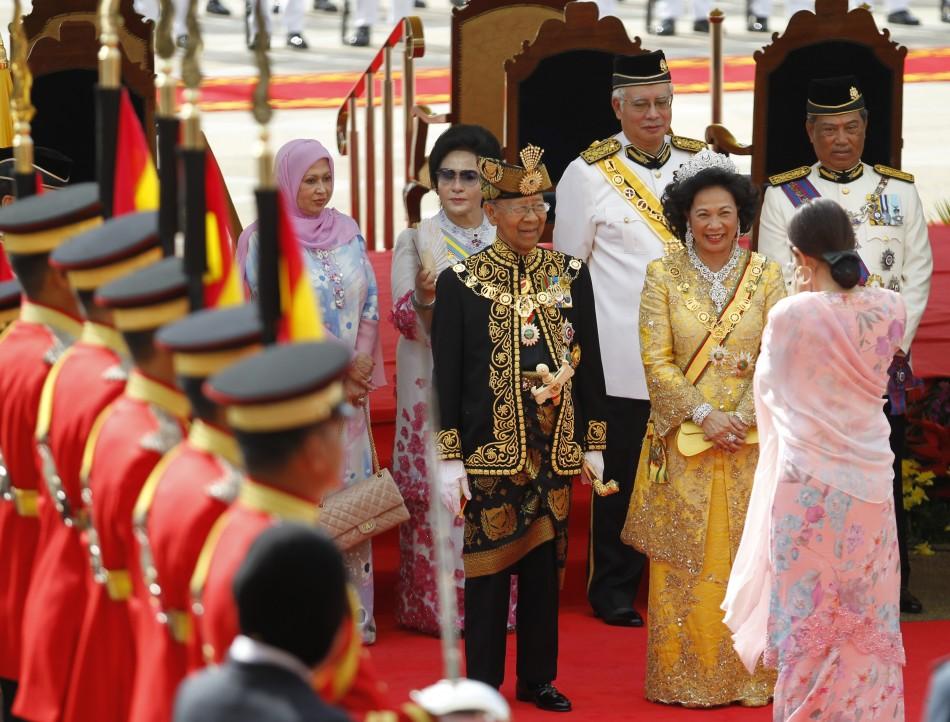 Malaysian new King Abdul Halim