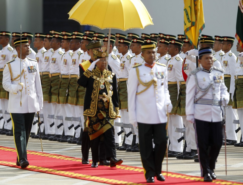 Malaysia's new King Abdul Halim