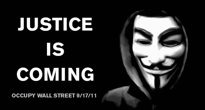 Anonymous Joins the Cause