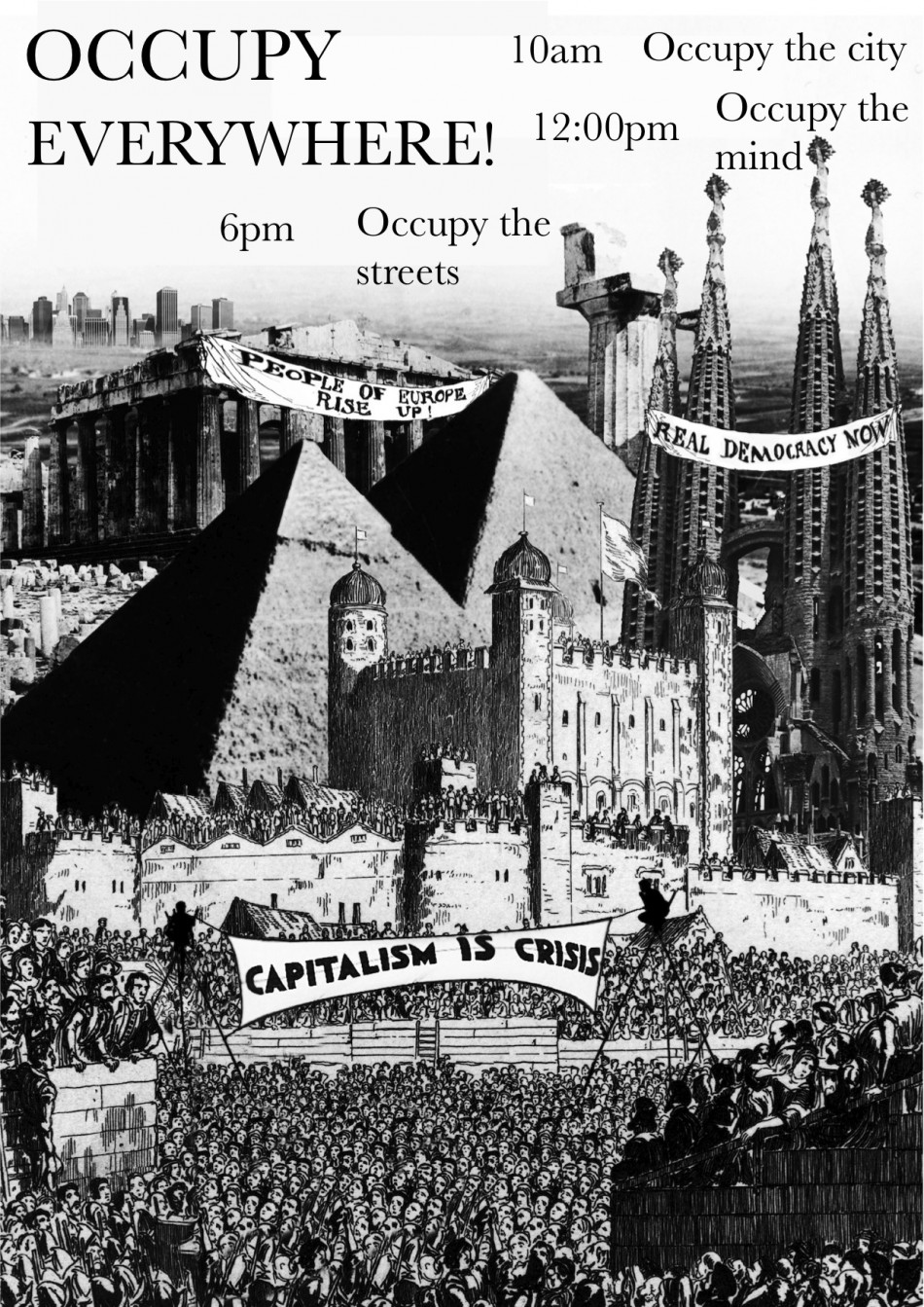 Occupy Goes Global