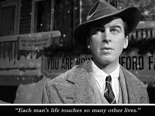 Screenshot of Jimmy Stewart in the American film,