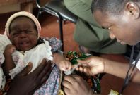 Malaria cases have increased in Nigeria and DR Congo