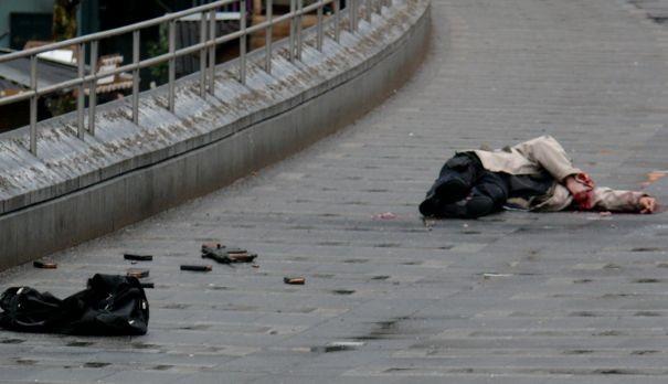 Gunman commits suicide
