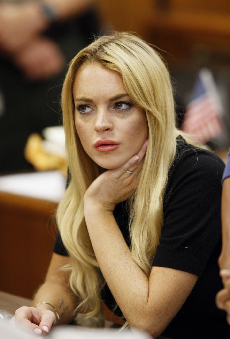 Lindsay Lohan To Play Elizabeth Taylor in Lifetime Biopic