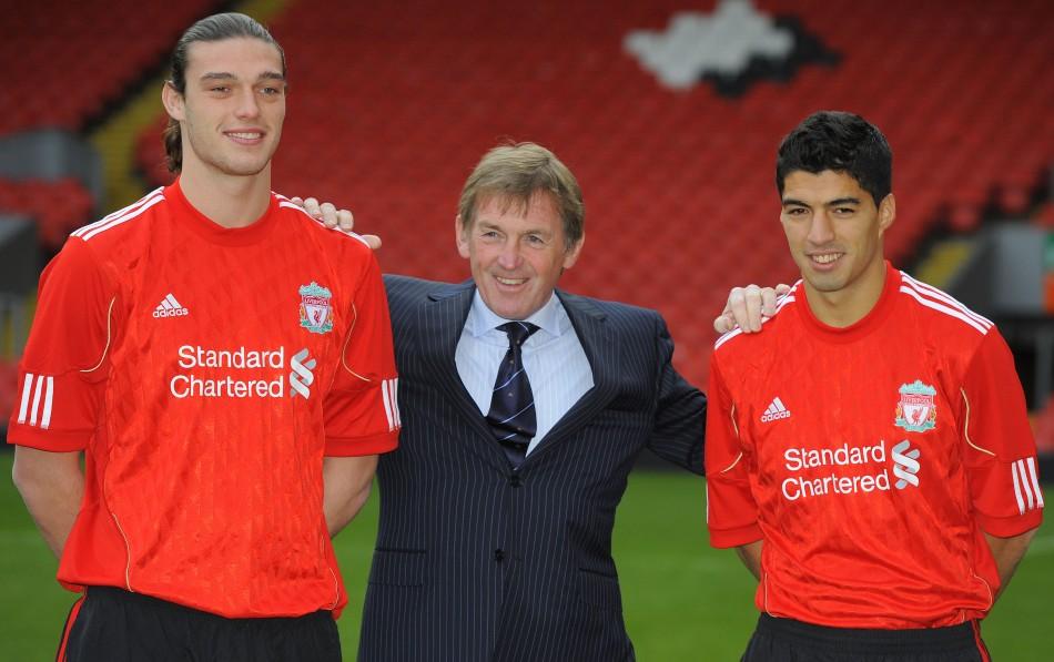 Liverpool, Suarez, Carroll