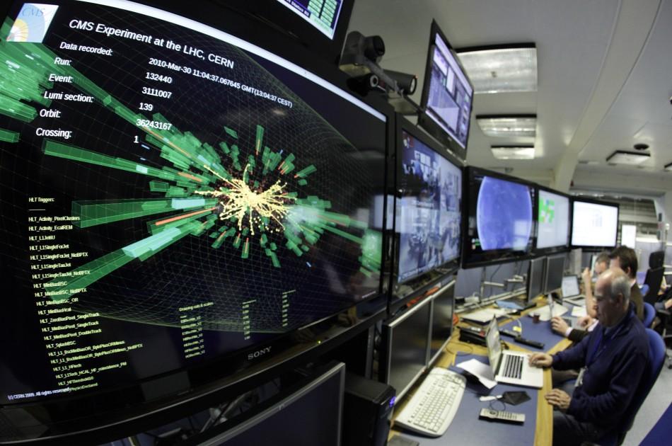 A CERN laboratory