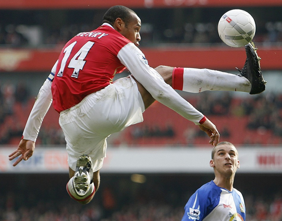 thierry henry arsenal images s