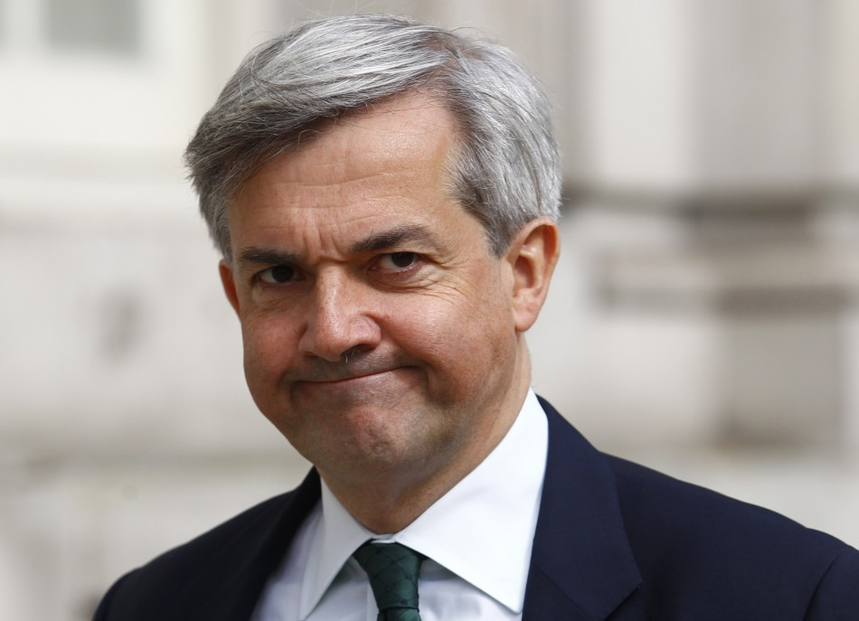 Chris Huhne's Twitter Error