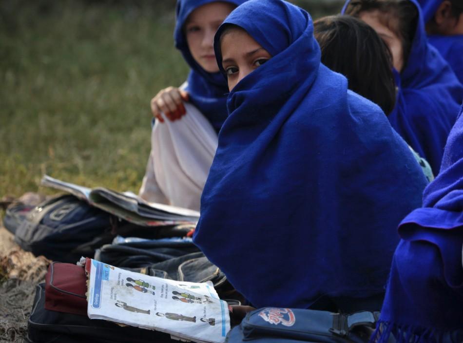 Taliban school