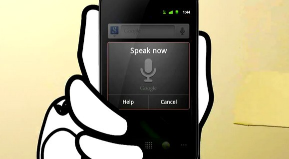 Android Voice Actions