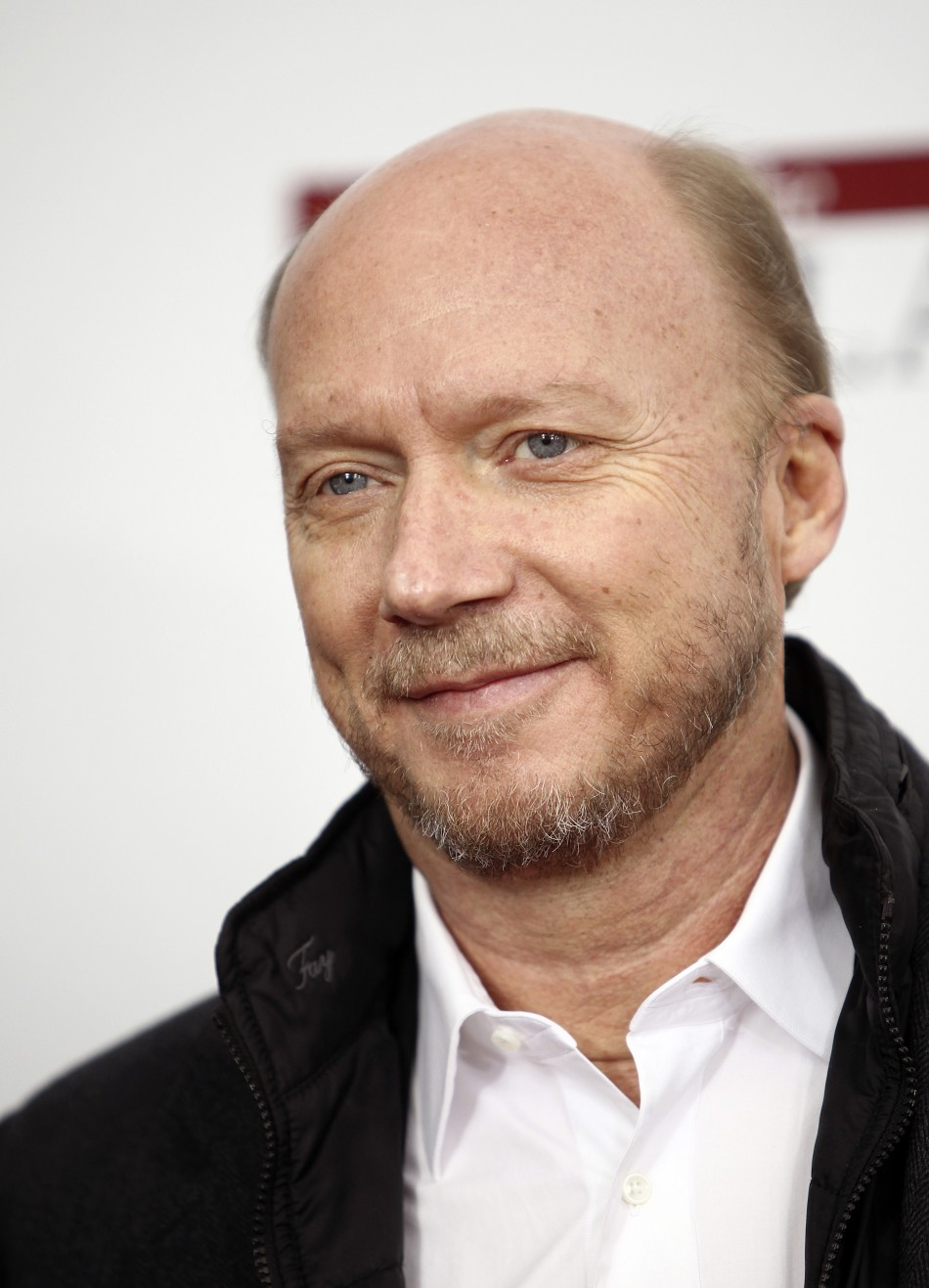 """Paul Haggis, a director, arrives for the New York premiere of the film """"The Iron Lady"""" in New York"""