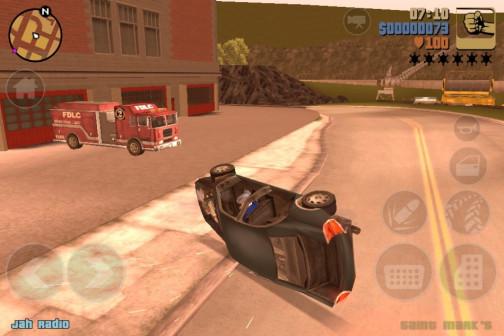 GTA3 iOS