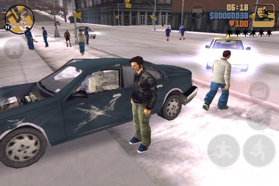 GTA3 for iOS