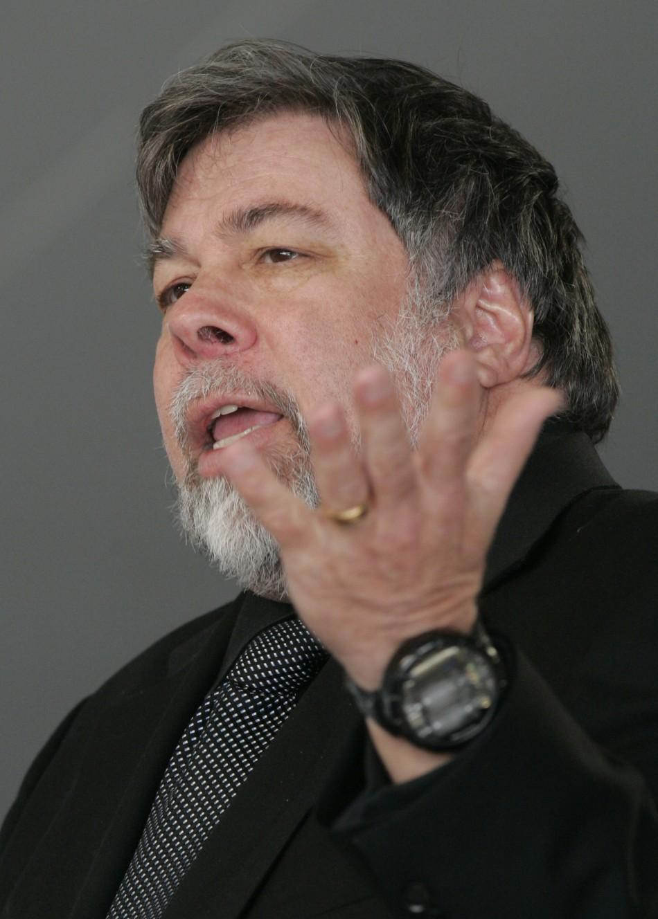 Apple Co-Founder Steve Wozniak Guns for an Aussie Passport
