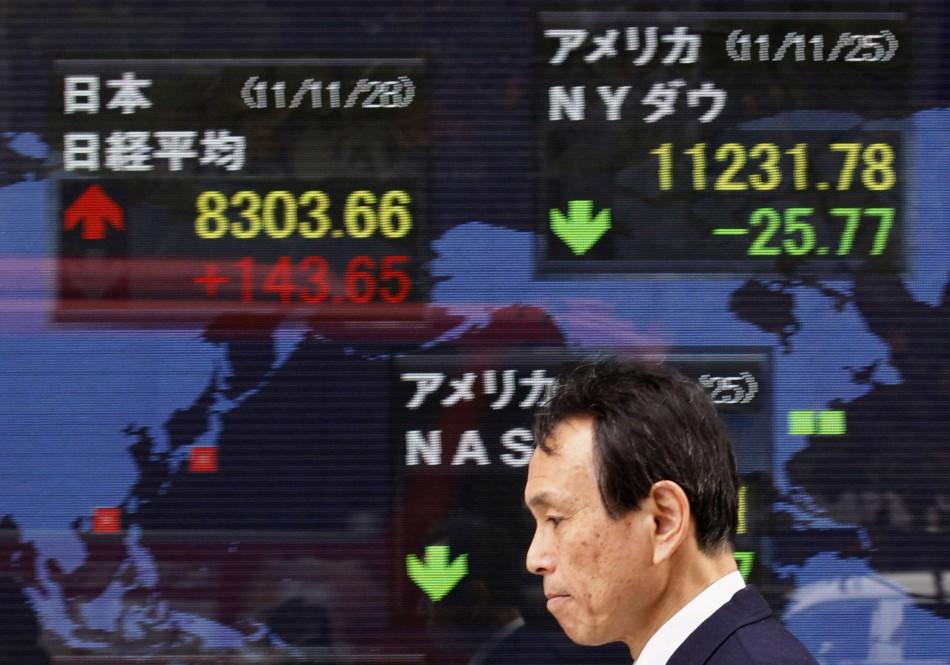 Asia Markets
