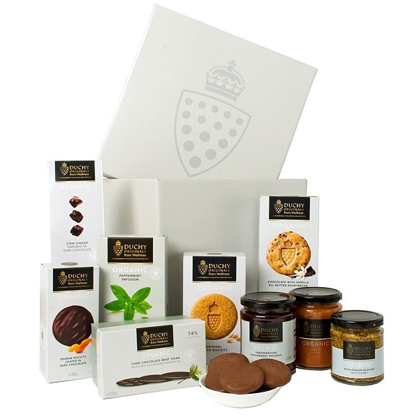 FOR THE FAMILY -  Duchy Originals Organic Food Hamper