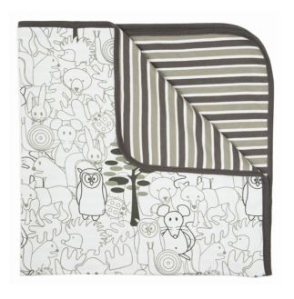FOR THE BABY - Organic Travel Blanket
