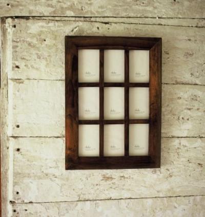 FOR THE GRANDPARENTS - Sheesham Wood Photo Frame