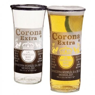 FOR HIM - Recycled Beer Bottle Tumblers