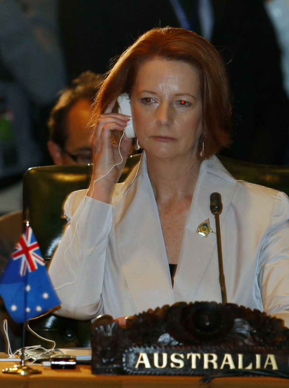 Australia goes into recession