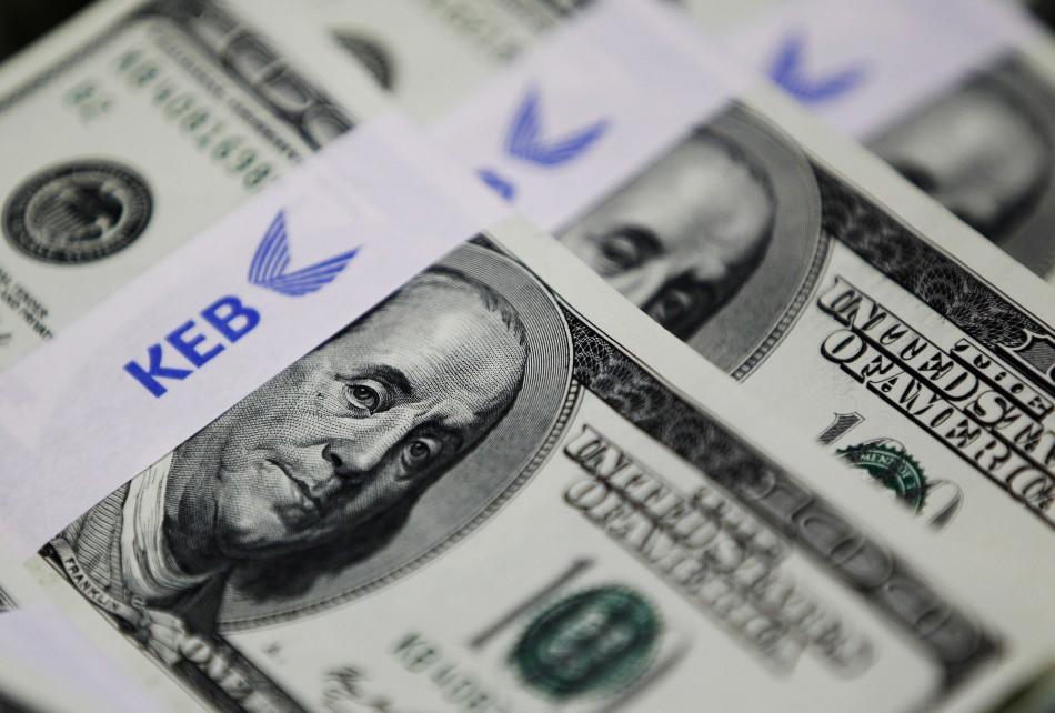 USD/CNY rises 10 percent to 7.00