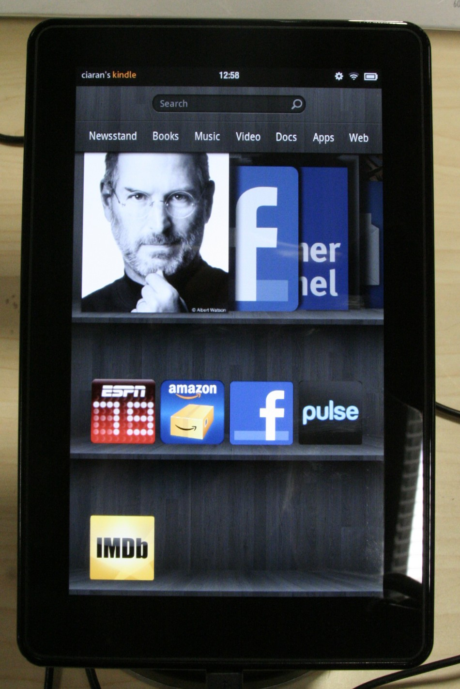 Android 4.1.1 Jelly Bean AOSP ROM for Amazon Kindle Fire [INSTALL GUIDE]