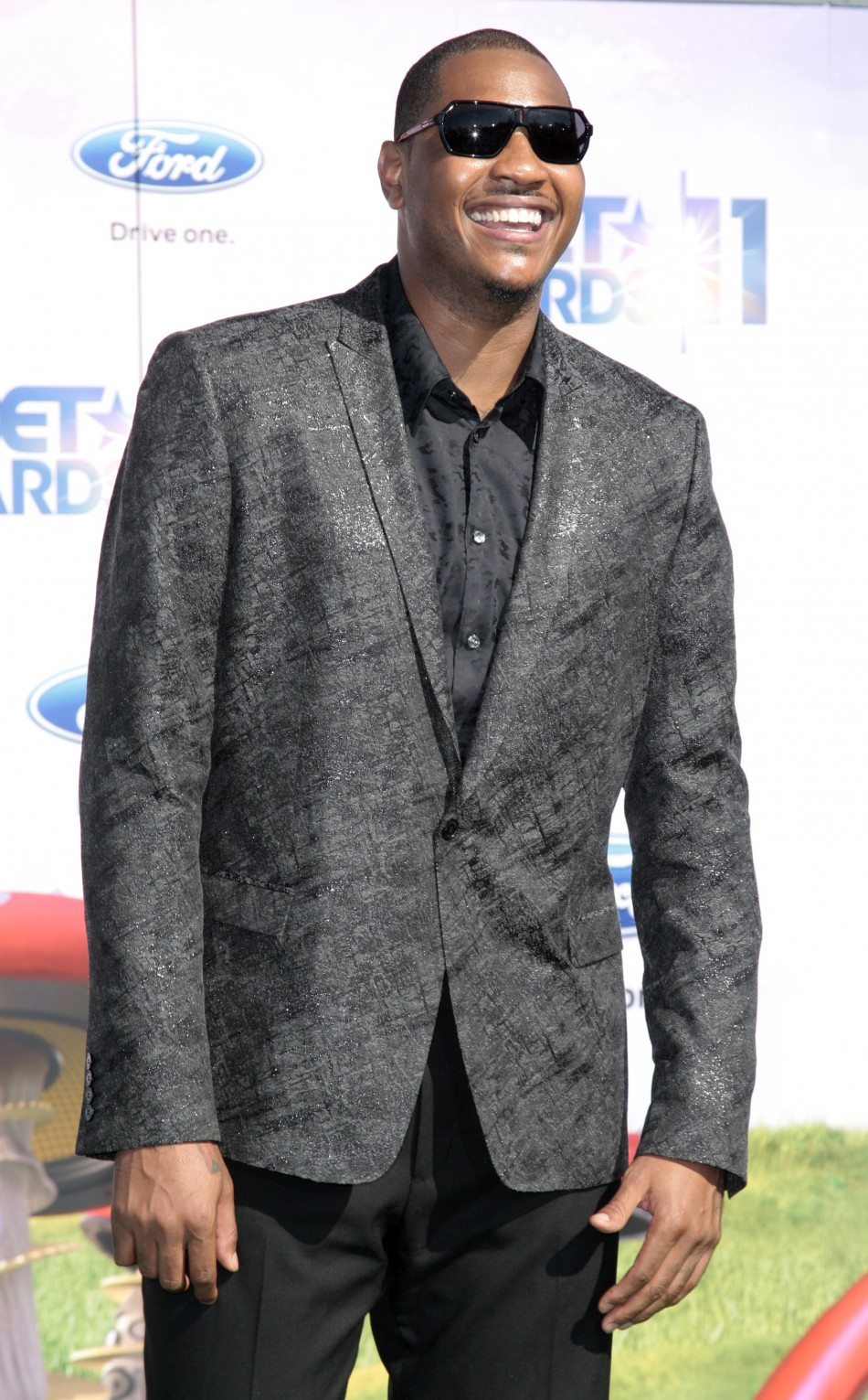 NBA Player Carmelo Anthony