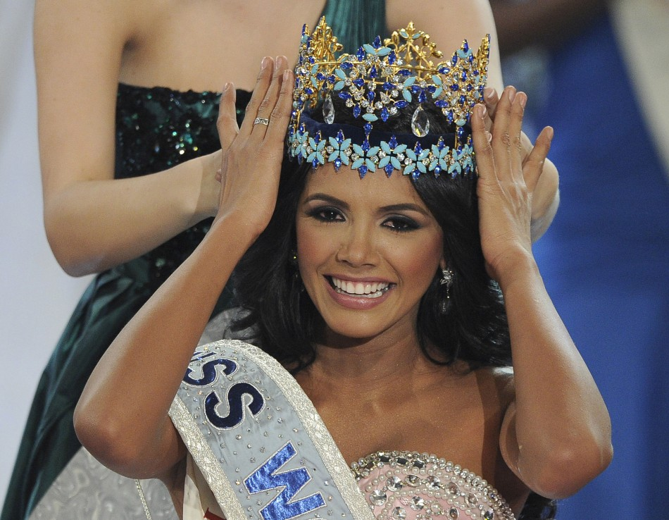 Miss World 2011 was Ivian Sarcos from Venezuela