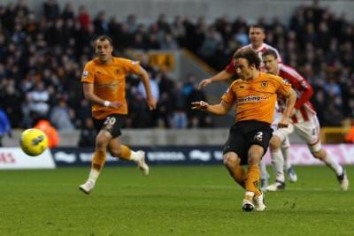 Stoke City-Wolves
