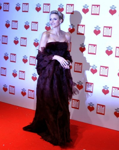 Princess Charlene Exudes Beauty and Elegance at Berlin Charity Gala