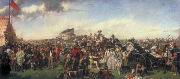 Re-discovered William Powell Frith Painting Fetches £505,250 at London Auction
