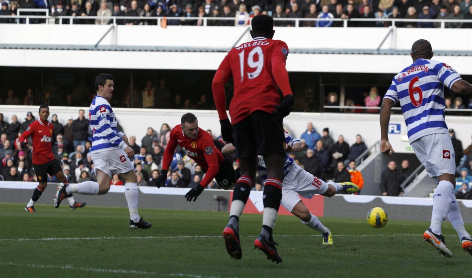 Manchester United-QPR