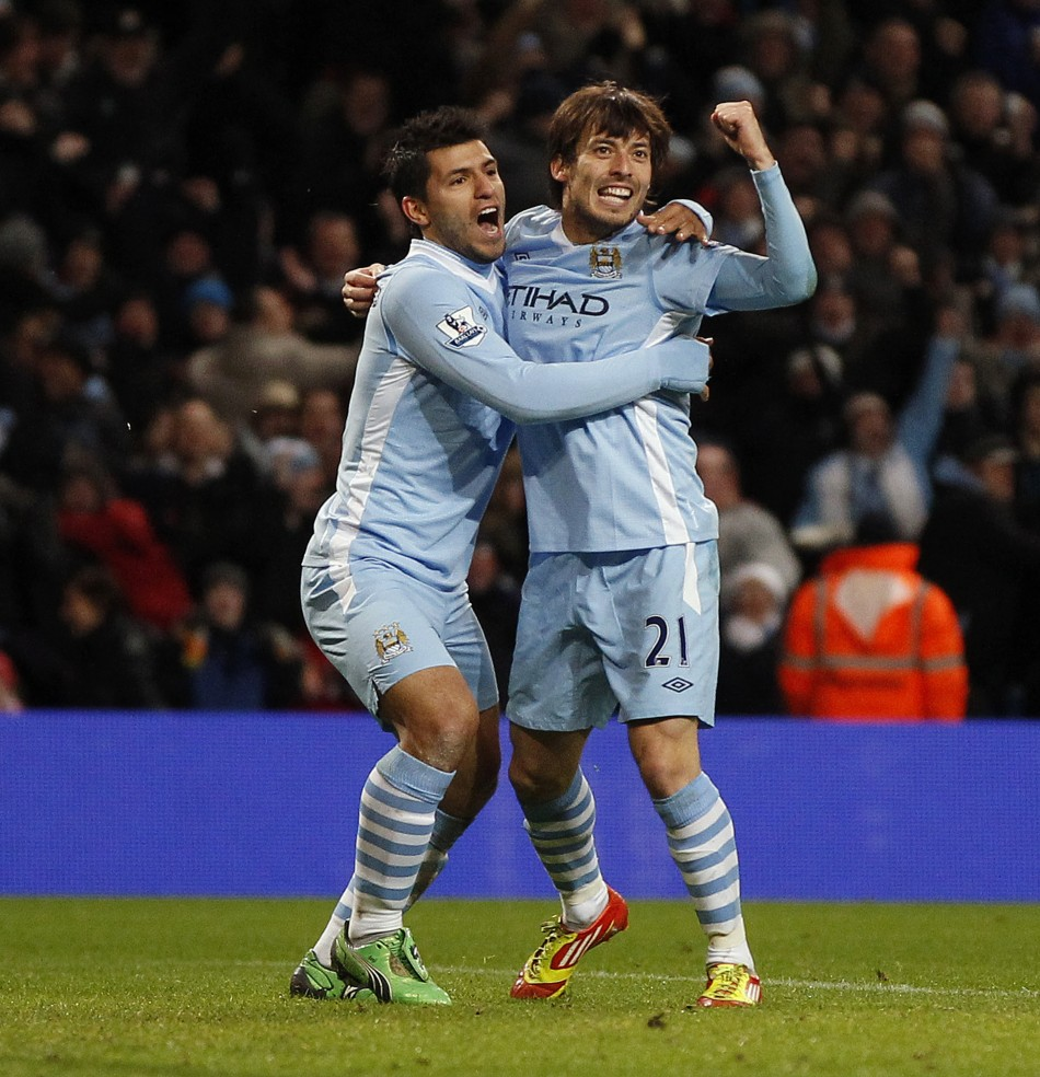 Manchester City Win the FA Cup