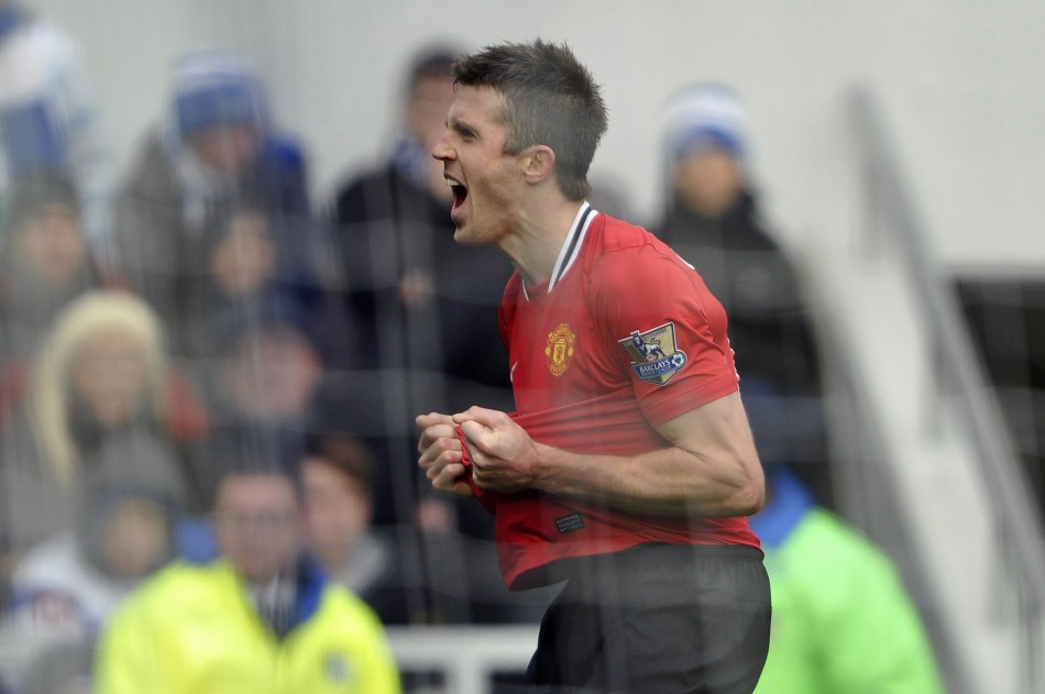 Manchester United, Carrick