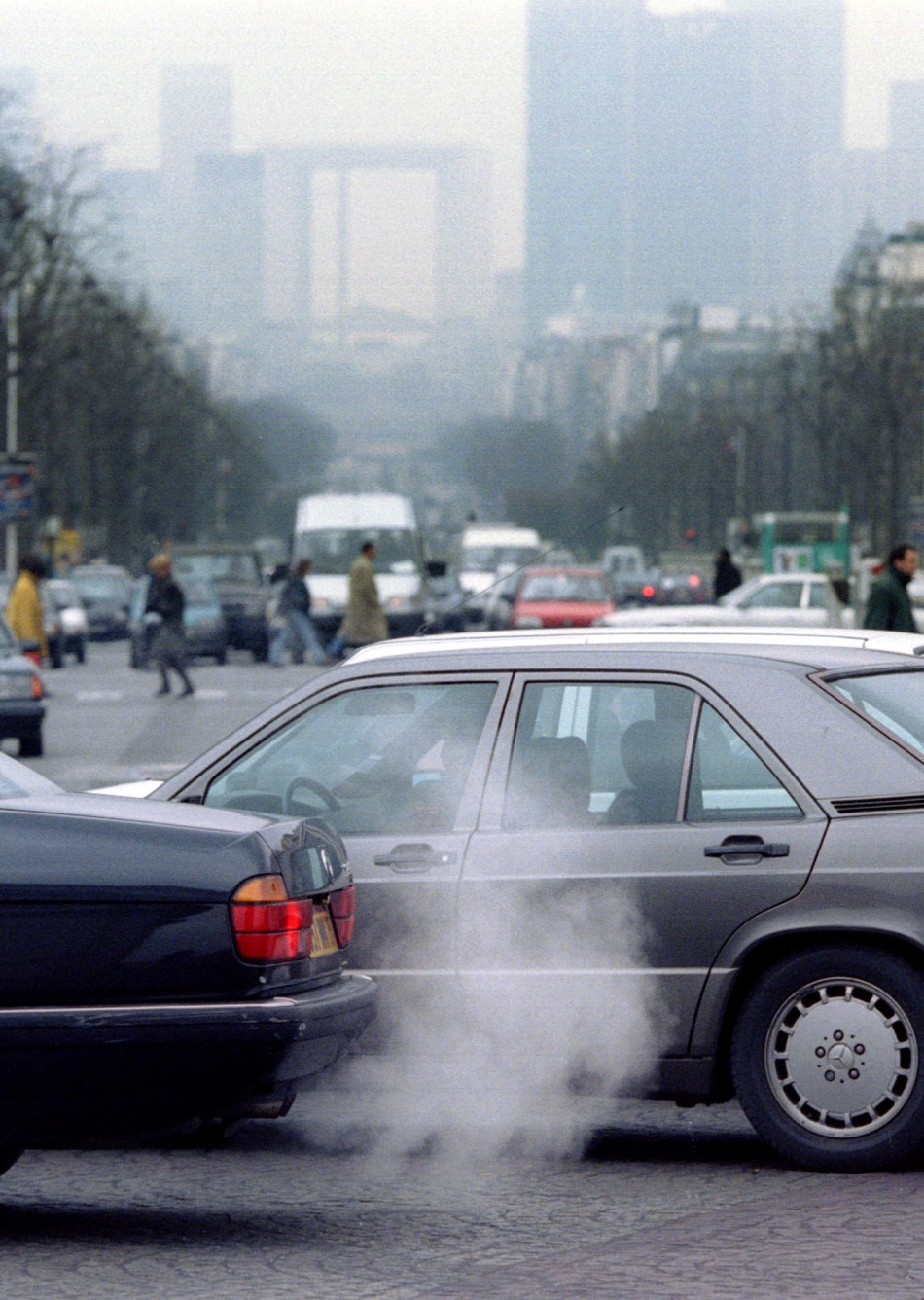 Diesel Exhausts Fumes Causes Cancer, Says WHO Researchers