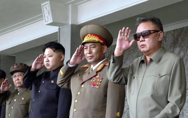South Korea Military alert