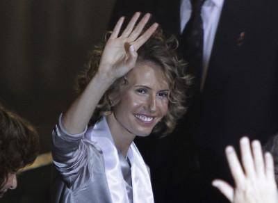 Syrias First Lady Asma al Assad