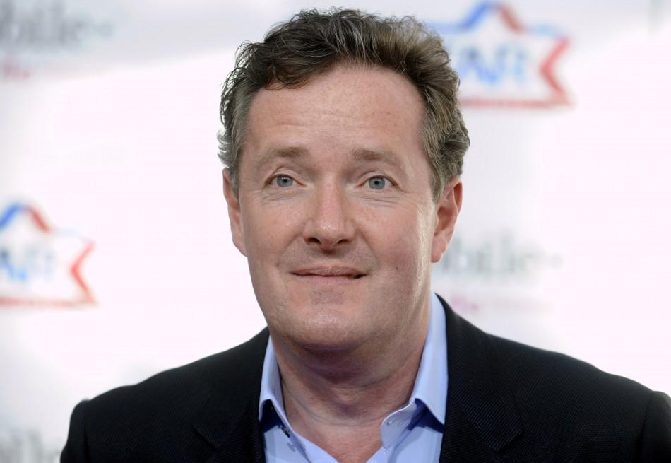 CNN's Piers Morgan Denies Direct Hand on Hacking Activities