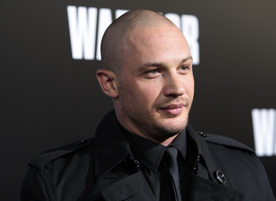 'Fifty Shades of Grey' Film Stars: Mila Kunis & Tom Hardy