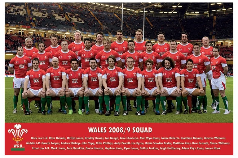 Rugby First for Wales