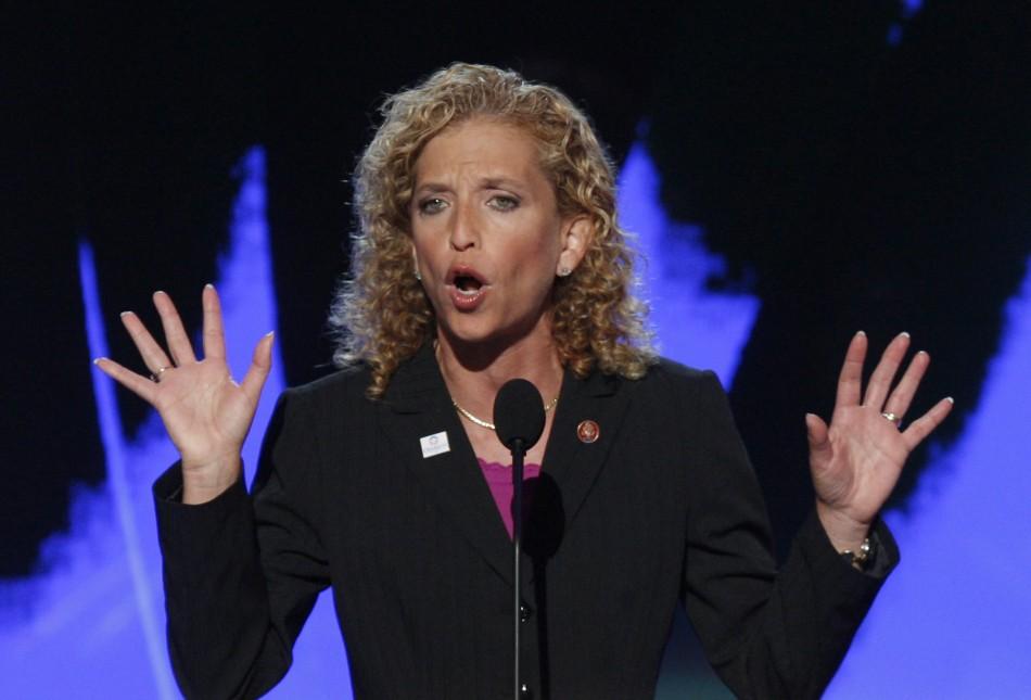 U.S. Representative Debbie Wasserman Schultz