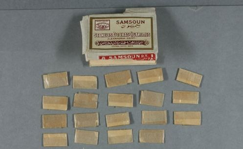 Heroin found in National Archives file
