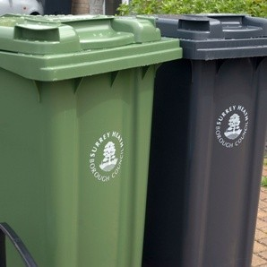 A council has come under fire following its contract agreement with a German wheelie bin company worth £4million, despite a British firm offering to do it for £250,000 less.