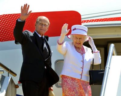 Queen Elizabeth II at Australia