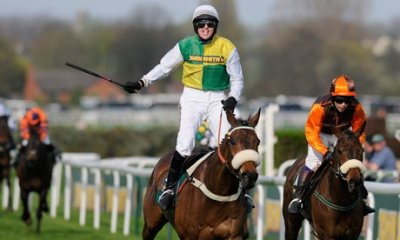 Ballabriggs Wins the Grand National