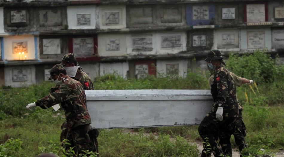 Rebuilding the Philippines