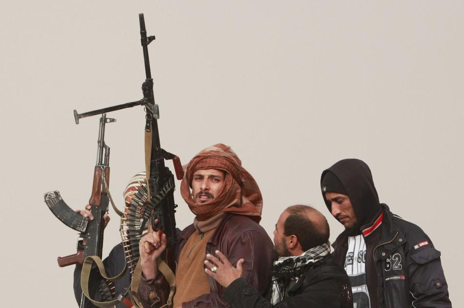 Libyan Rebellion