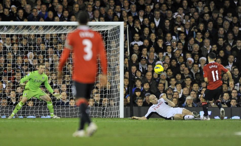 Manchester United-Fulham
