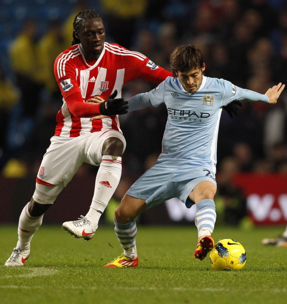 Manchester City-Stoke City