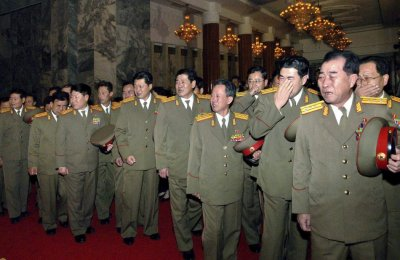 North Korea New Order